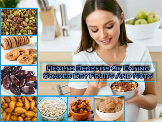 Benefits For Adding Nuts And Dry Fruits On Snacks