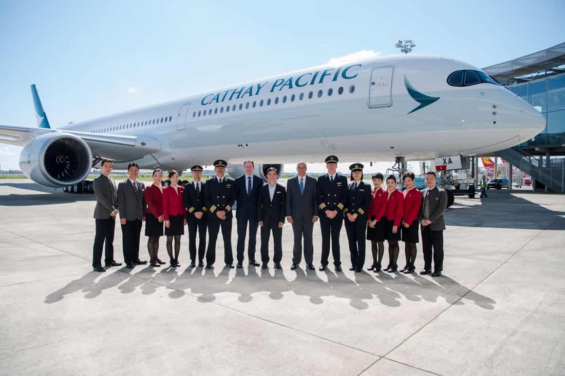 Cathay Pacific Airlines Reservations
