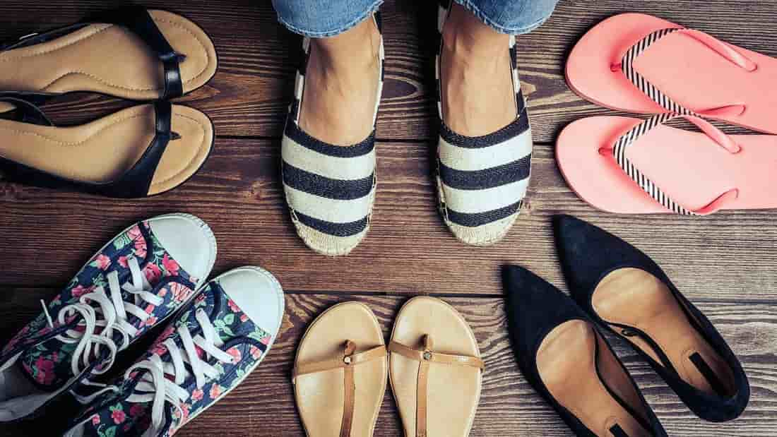 Cute Pairs of Shoes