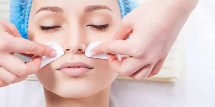 Peels In Aesthetic Dermatologists