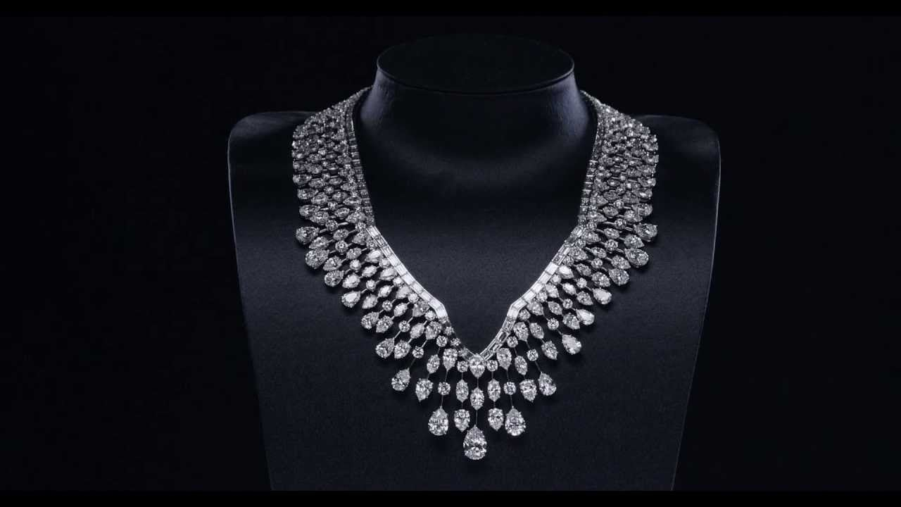 Popular Types of Diamond Necklaces for Women