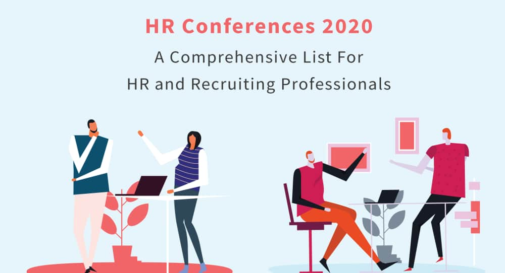 conference help in HR Professionals' development
