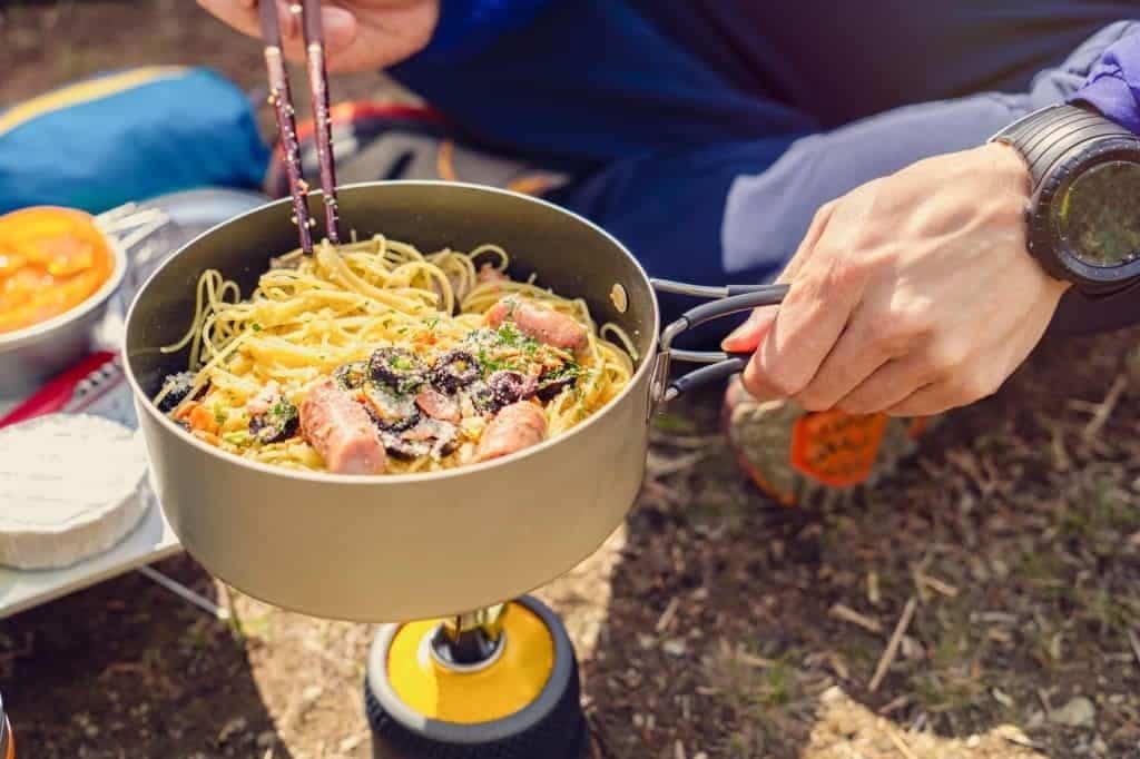 desi pasta cooking challenge at Billu hut
