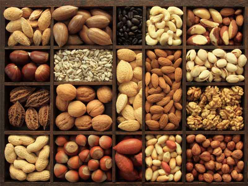 Why Snacking On Nuts And Dry Fruits May Benefit Your Health