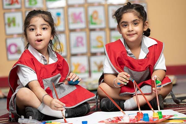 opportunity for children to choose to study or an activity