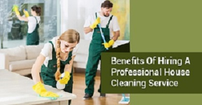 Beneficial To Choose Professional House Cleaning Services