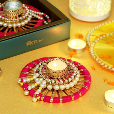 Give Jewelry In Diwali Present