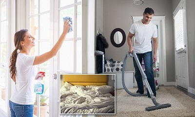 House Cleaning Experts Keep the dust away