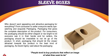 Sleeve Boxes Boosts Customer Engagement