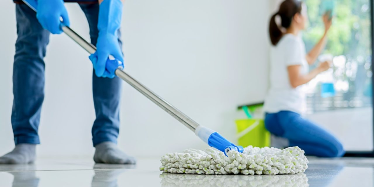 Why Beneficial To Choose Professional House Cleaning Services?
