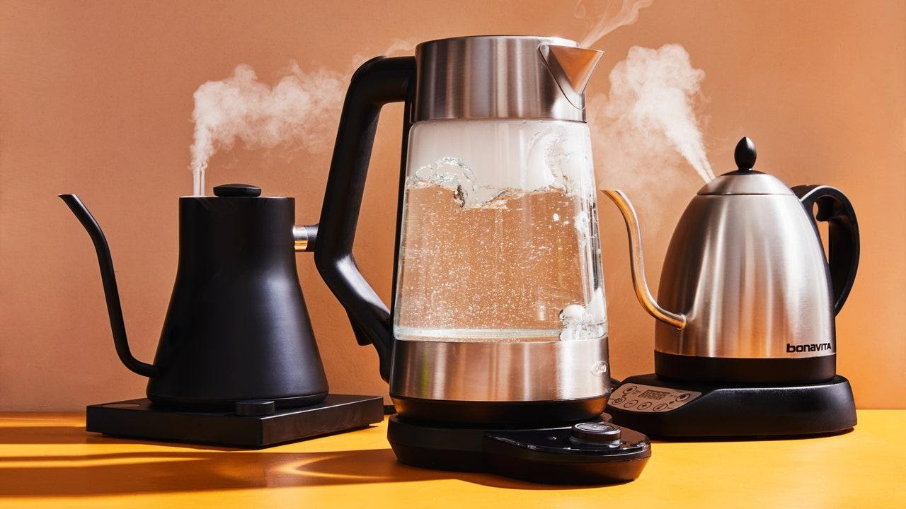 Electric Kettles with top Benefits and Uses