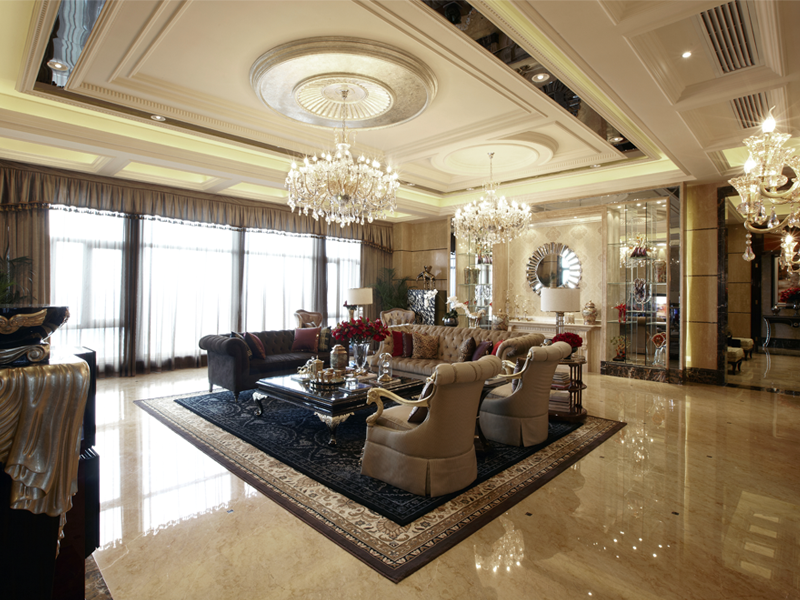 villa interior designer companies