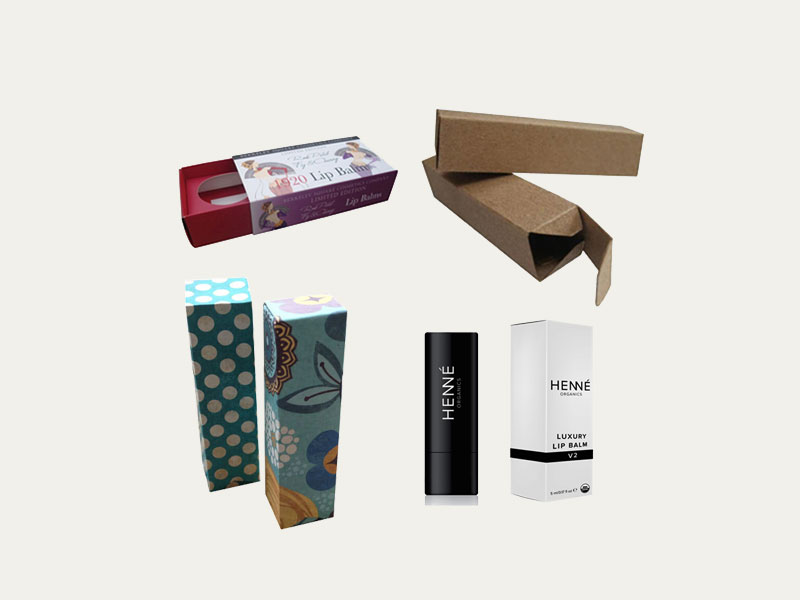 Custom Lip Balm Boxes Available At Discounts