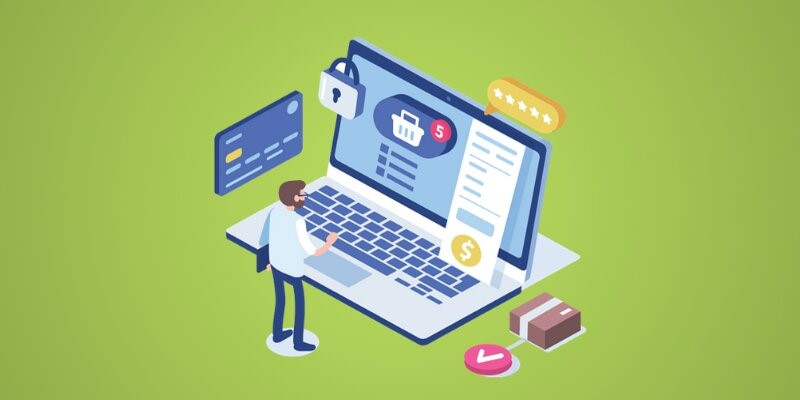 digital marketing services for an e-commerce