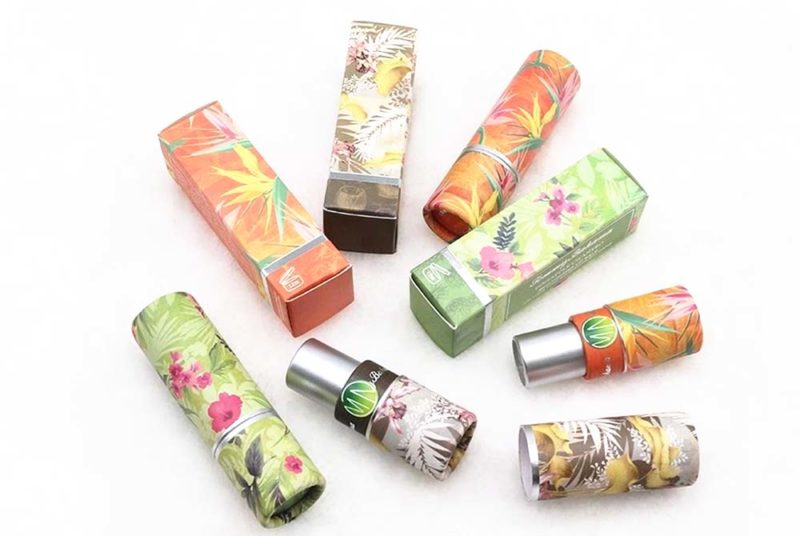 Custom Lip Balm Boxes Wholesale Packaging