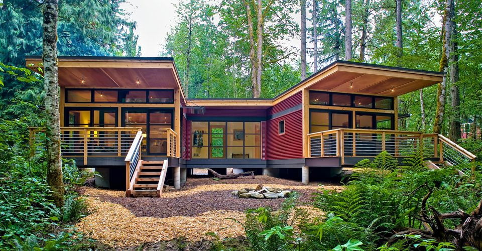 Modular homes- The ultimate modernistic home designs