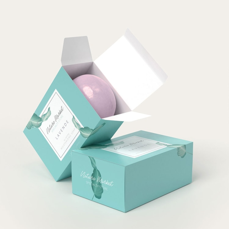 Custom Soap Boxes Promote Your Brand