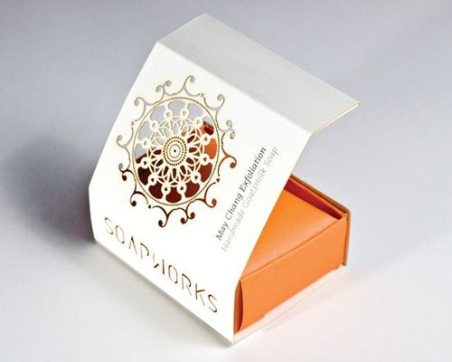 Unique Packaging Design For Custom Soap Boxes