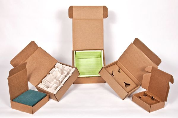 branded packaging design