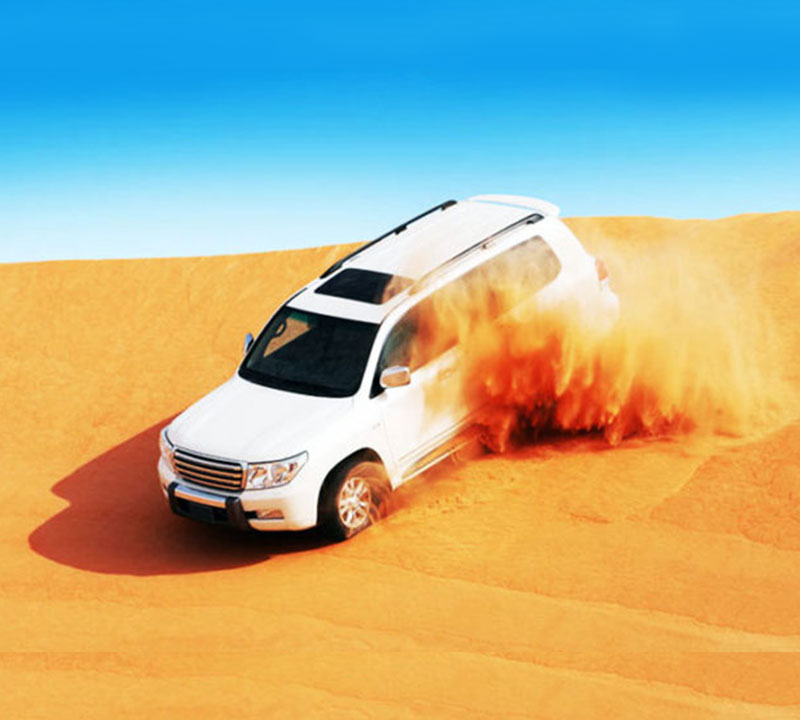 Dubai Desert Safari - Stated Conditions and Terms
