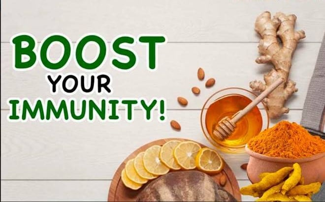 Ginger Boosts your immunity