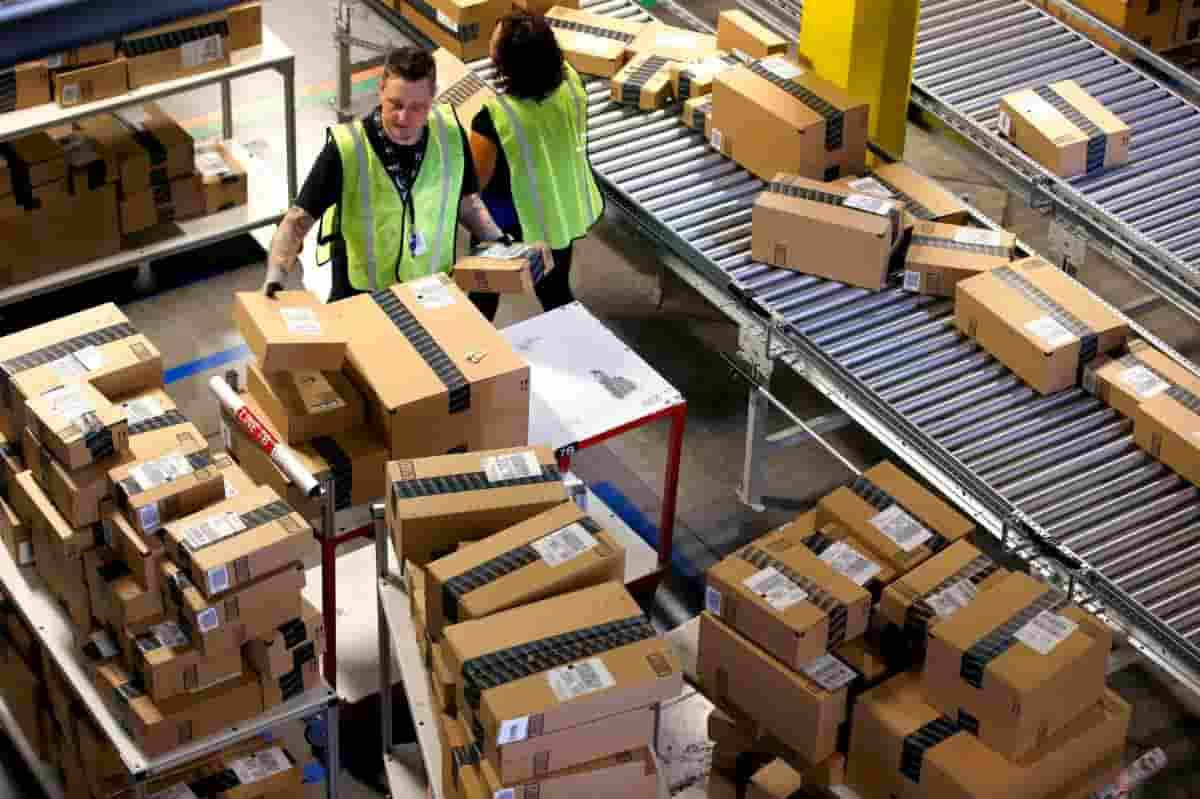 How does an eCommerce fulfillment company work