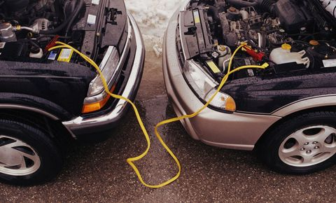Car Battery During Cold Weather