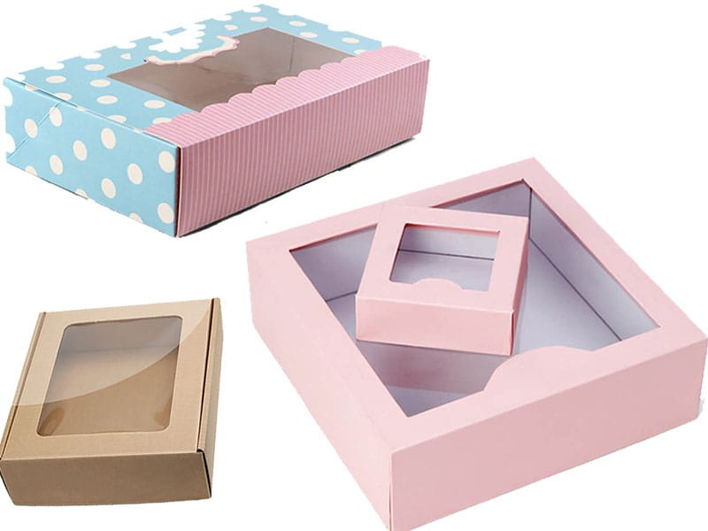 Tips to make customize window boxes for your brand