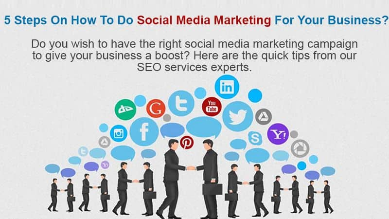 5 Quick Steps On How To Do Social Media Marketing
