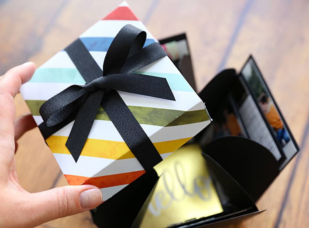 Give Gift Card Boxes