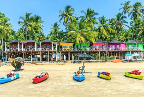 Goa Tourist Place in India