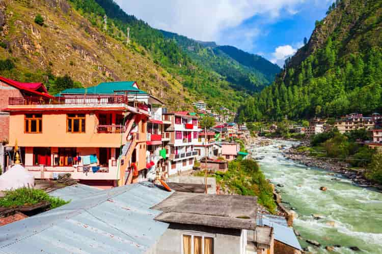 Himachal Pradesh Tourist Place in India