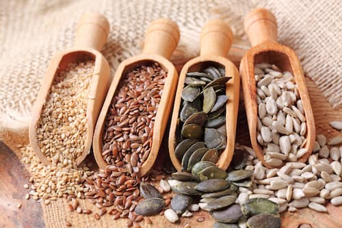 How does seed cycling help balance hormones work