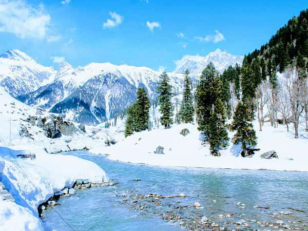 Jammu and Kashmir Tourist Places in India