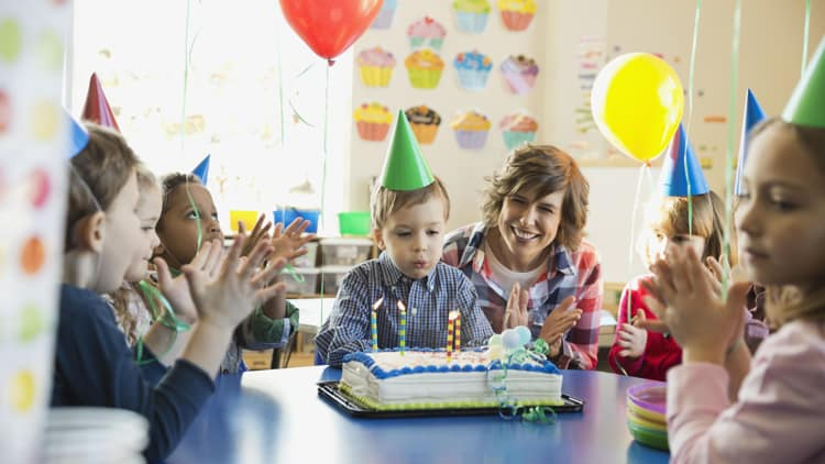 Last Minute Birthday Party Arrangement for your Kid