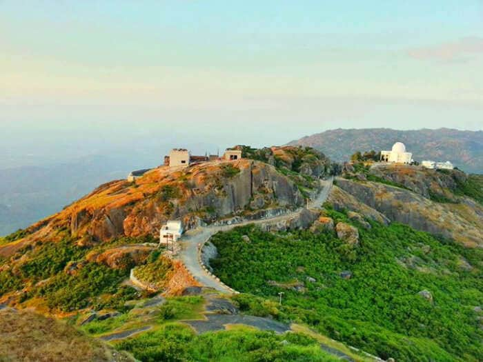 Mount Abu Tourist Place in India