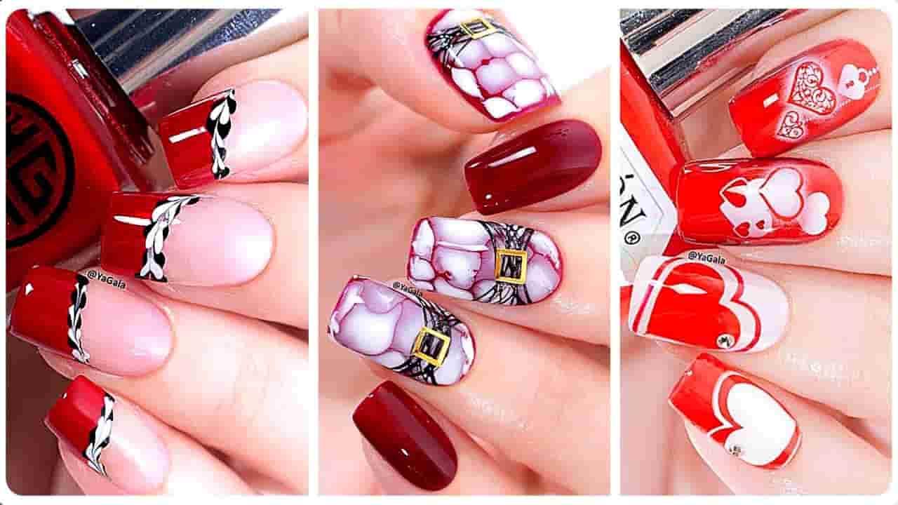 Nail Polish Design Ideas for Valentine's Day