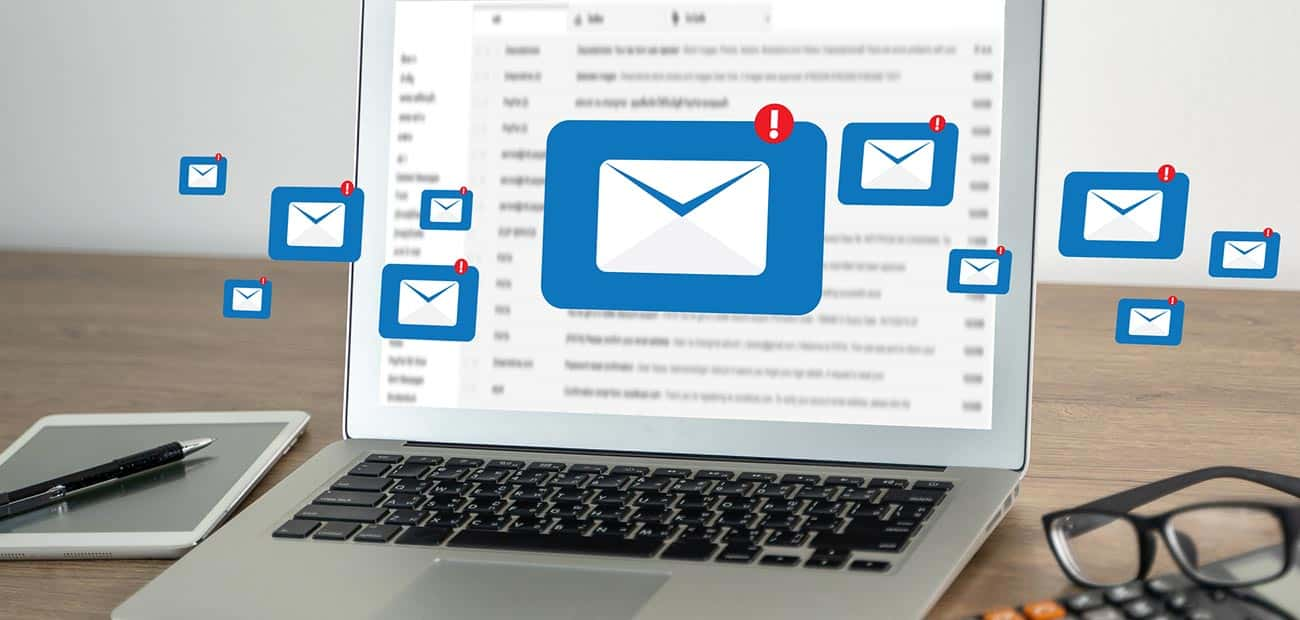 use hosted email reviews