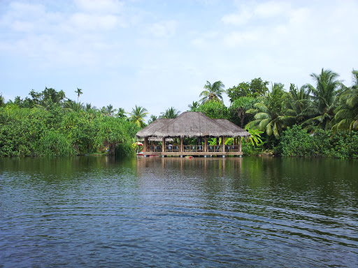 Bandara Kilhi Lake in Maldives