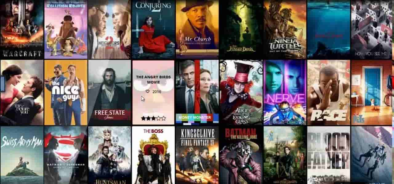 Download All The Latest Movies From Different Networks