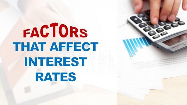 Factors Influencing Home Loan Interest Rates