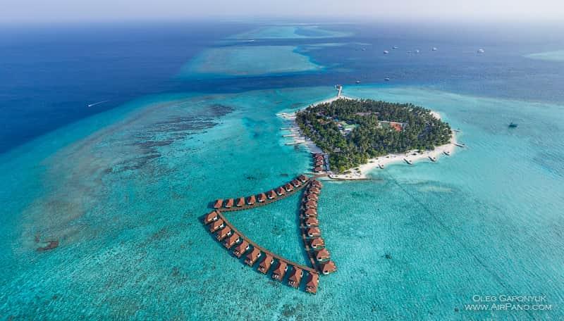 HP Reefin Maldives