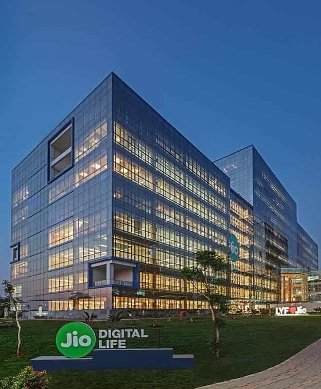 JIO HEAD OFFICE