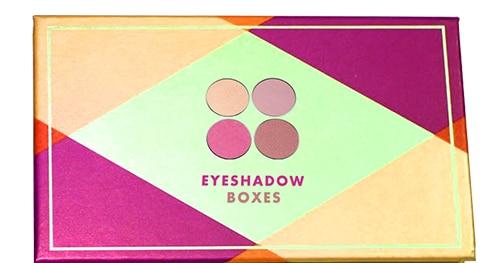 Magnetic Closure eyeshadow Packing