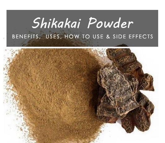 Shikakai Fruit Powder For Hair Growth