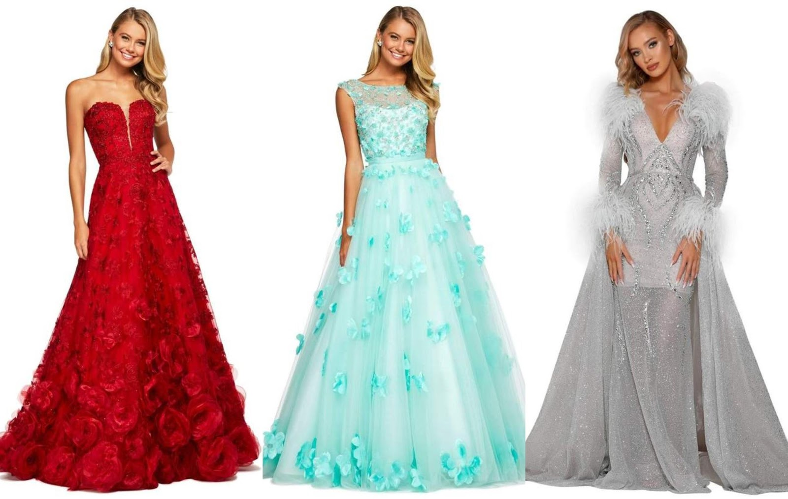 5 Important Questions to Ask Yourself While Shopping for Prom Dresses