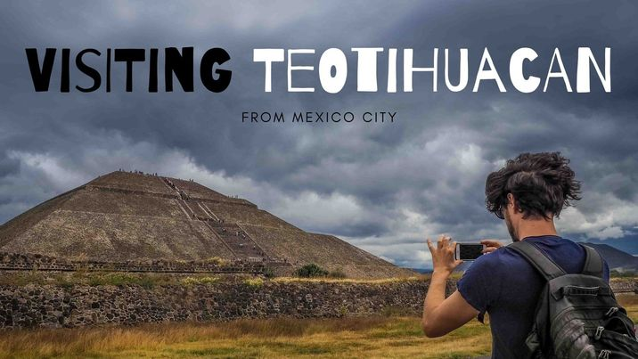 The Best Pyramid Tours To Take in Teotihuacan, Mexico city
