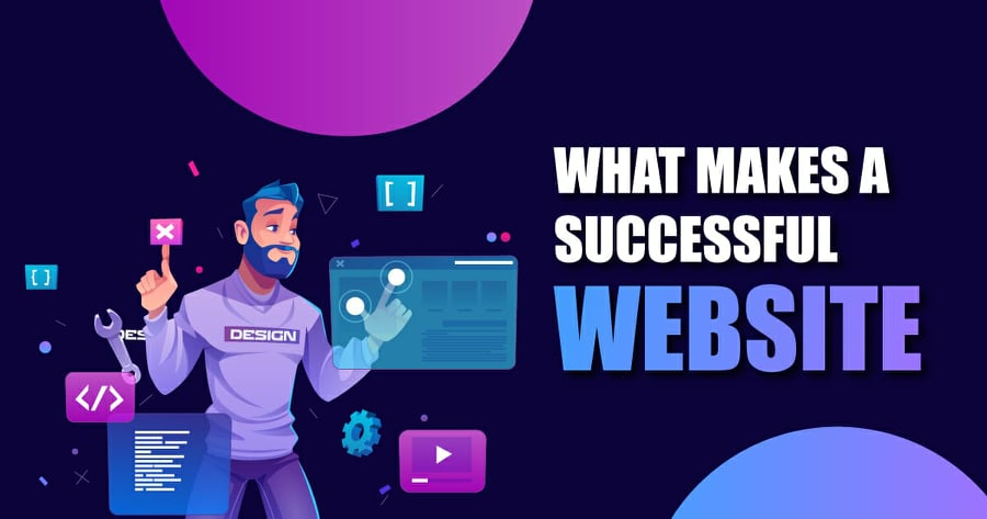5 Key Elements That Make a Successful Website