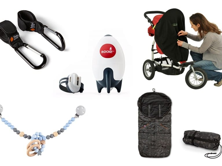 Accessories With Baby Stroller
