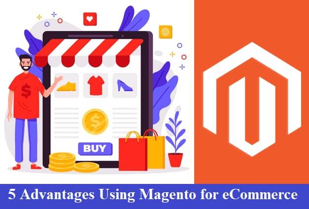 Advantages Of Magento Store For Web Development